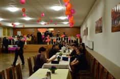 2. společenský ples 21.1.2017