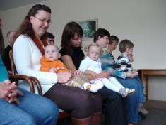 Vítání dětí 2012