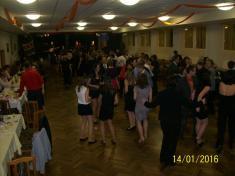 Společenský ples 2016
